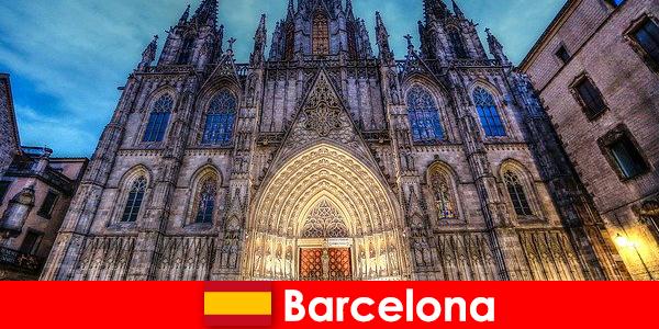 バルセロナは何千年も前の文化の証言ですべてのゲストを鼓舞します
