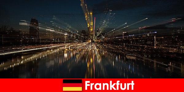 ドイツの外国人のためのフランクフルトヨーロッパの輸送ハブ