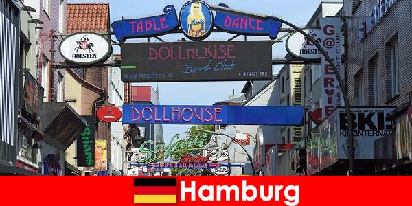 ハンブルクレーパーバーン – ナイトライフのブロテとセックス観光のためのエスコートサービス