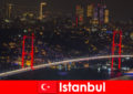 イスタンブールのパブ、バー、クラブで若者のためのナイトライフ