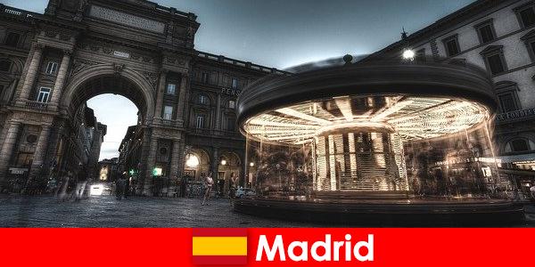そのカフェや露天商で知られているマドリードは、都市の休憩はそれだけの価値があります