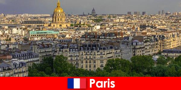 観光客は、その展覧会やアートギャラリーでパリの市内中心部が大好き