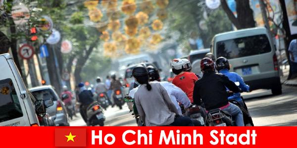 ホーチミン市HCMまたはHCMCまたはHCMシティはチャイナタウンとして有名です