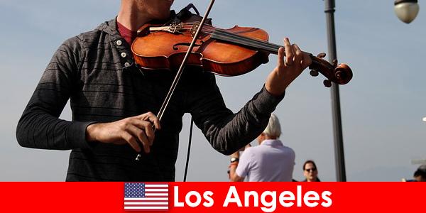 海外旅行者のためにロサンゼルスで見る価値のあるアトラクション