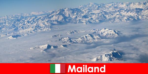 ミラノ イタリアの観光客のための最高のスキーリゾートの一つ