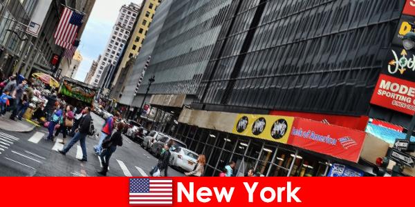 ウォークイン彫刻はニューヨークの新しいアトラクションの一つです