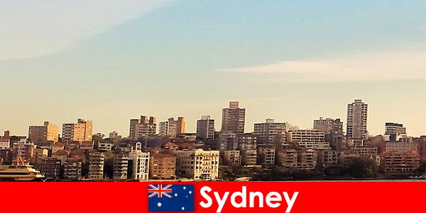 シドニーは外国人の間で世界で最も多文化都市の一つとして知られています
