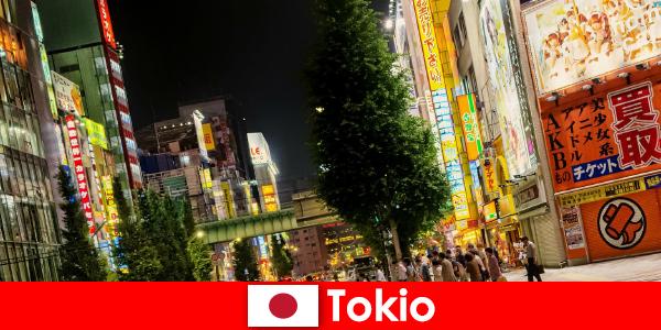 近代的な建物や古代の寺院は、外国人にとって東京を忘れられない旅にします