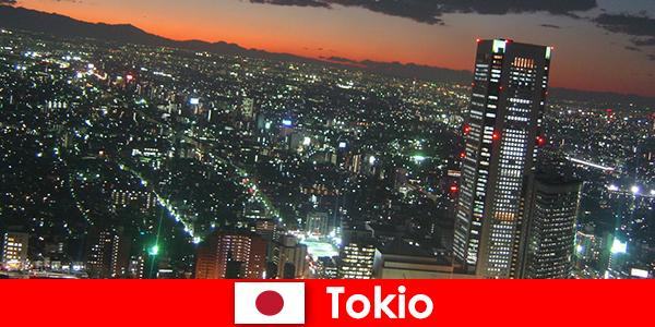 見知らぬ人は東京を愛する – 世界最大かつ最も近代的な都市