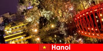 ベトナムのハノイは、観光のための心に開かれています