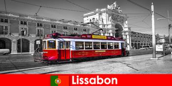 ポルトガルの観光客のリスボンは、大西洋上の白い都市としてあなたを知っています