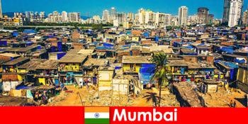 ムンバイインドでは、旅行者はこの素晴らしい街のコントラストを体験します