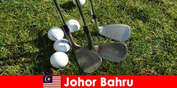 インサイダーのヒント – ジョホールバルマレーシアは、アクティブな観光客のための多くの壮大なゴルフコースを持っています