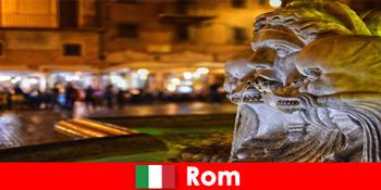 ローマイタリアの素晴らしい街を通して毎週のゲストのためのバスツアー
