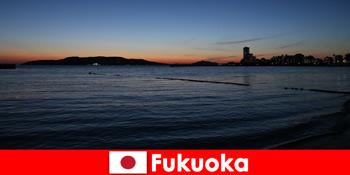福岡体験日本の美しい街を通じてグループと地域ツアー