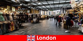 ロンドンイングランドは、ショッピング観光客のためのトップアドレス
