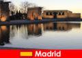 ヨーロッパの学生のためのマドリードスペインへの遠足のための人気の目的地