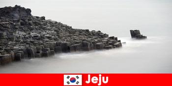 外国人は済州韓国で人気の遠足を探ります